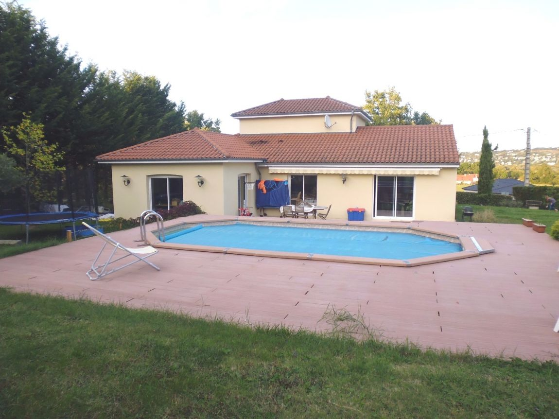 Villa avec piscine bellerive for Bellerive sur allier piscine